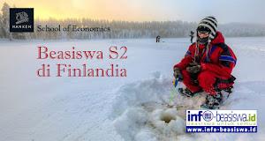 Beasiswa S2 di Hanken School of Economics, Finlandia