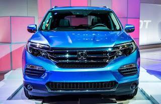 2018 Honda Pilot Hybride: Date de sortie, Examen, Conception