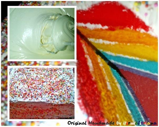 Kumpulan Materi Kebidanan: RESEP RAINBOW CAKE KUKUS ...