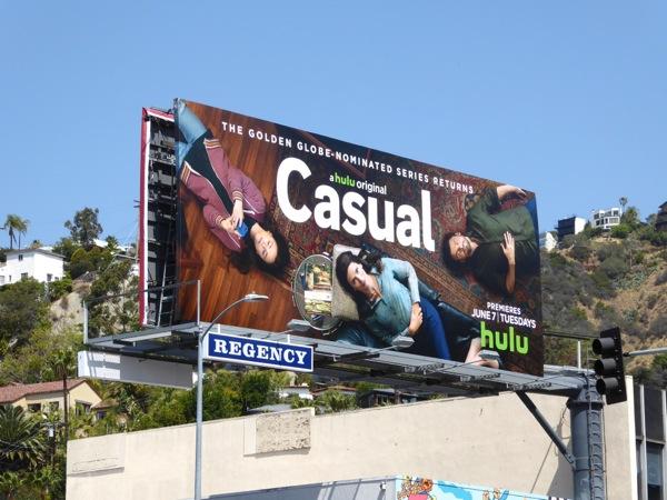 Casual season 2 billboard