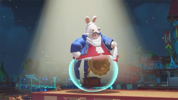 Mario + Rabbids Kingdom Battle ZonaHype