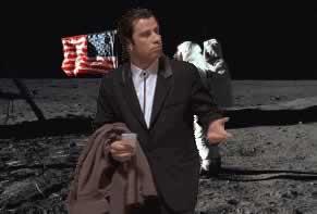 Come creare la gif animata di John Travolta