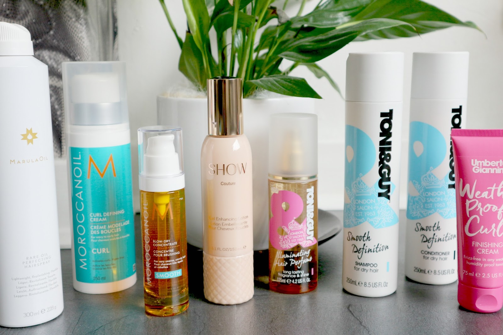 Haircare Routine Beauty Blogger