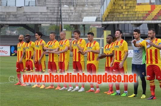 Benevento vs Chievo 2h00 ngày 28/7 www.nhandinhbongdaso.net