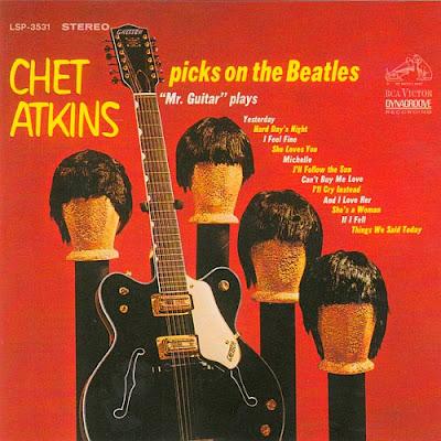 Chet Atkins - Picks On The Beatles (1966 2008 USA)