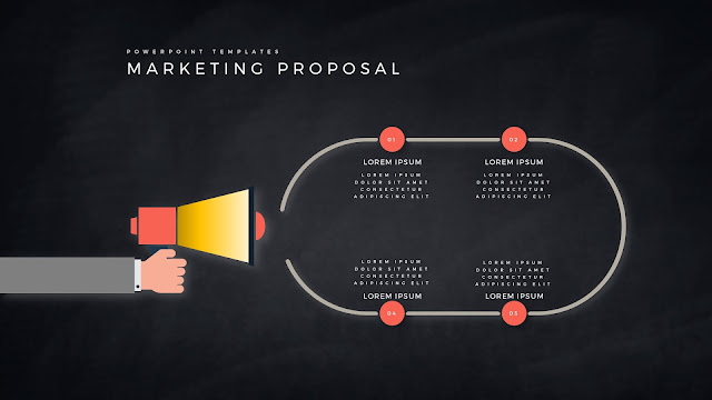 Marketing Proposal using Megaphone for PowerPoint Templates Slide 14