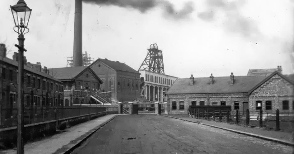 Bentley Village A History Bentley Colliery Part 1 85