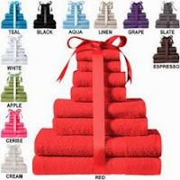 Kingsley 8-Piece Towel Bale