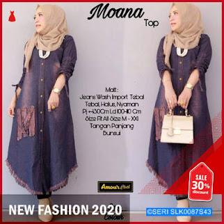 SLK0087S43 Moana Top Tunik BMGShop