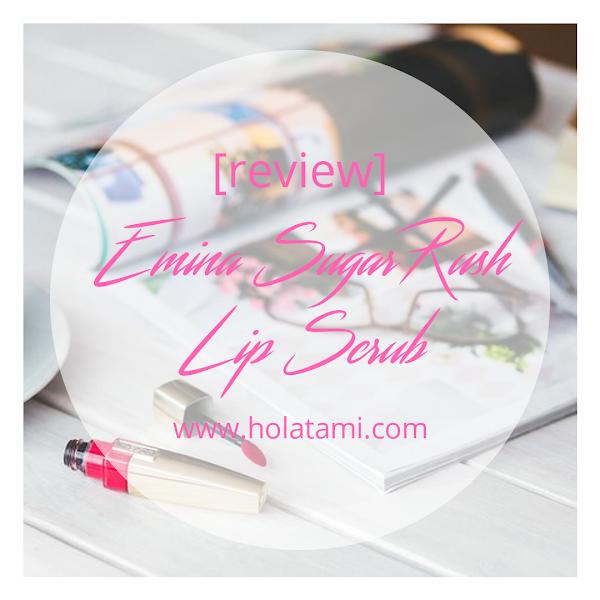 Review Emina Sugar Rush, Produk Lokal untuk Perawatan Bibir Kering