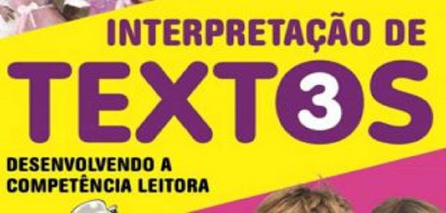 Interpretação de texto 3° ano para imprimir