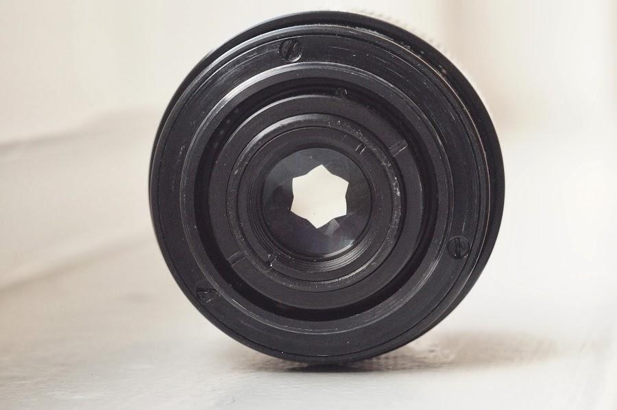 Industar 61L/3 MC 50mm f/2.8