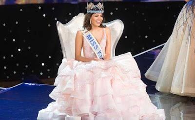 मिस पुअर्तो रिको स्टेफनी डेल बनीं 2016 की मिस वर्ल्ड