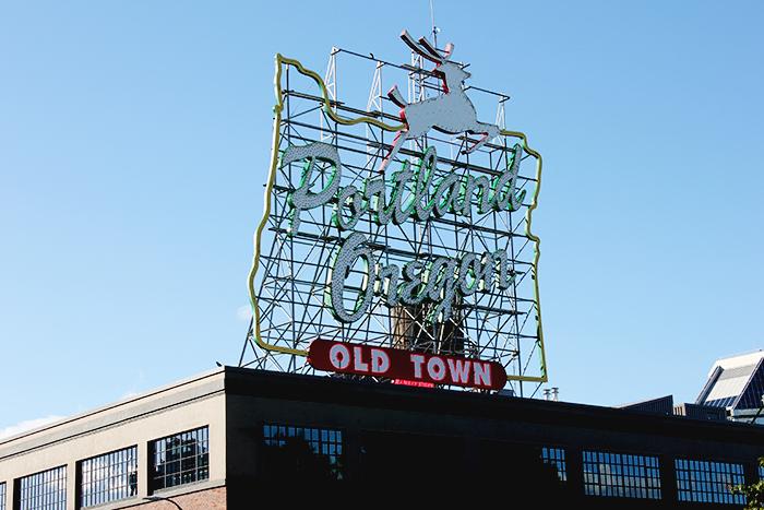 Portland birthday trip picsoandrea