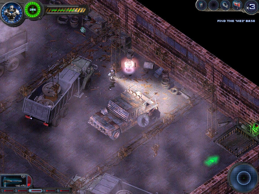 Screenshot-Alien-Shooter-2