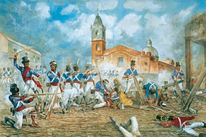 La Defensa de Buenos Aires