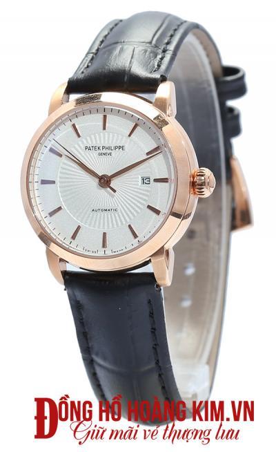 đồng hồ đeo tay nữ uy tín