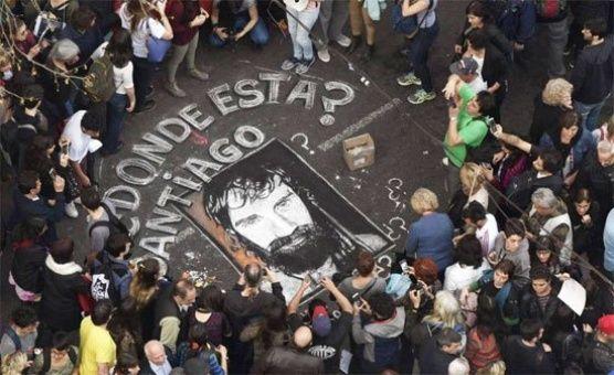 Restos de Santiago Maldonado serán velados este sábado