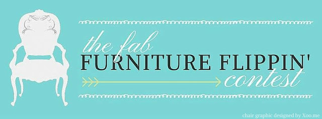 flipping furniture contest, monthly contest, furniture makeover contest, #fabflippincontest, fab flippin' contest