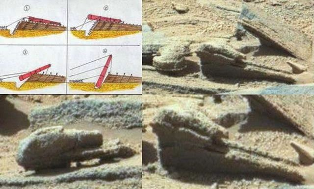 Found on Mars: Ancient Building Structure Tools – Apr 11 ...