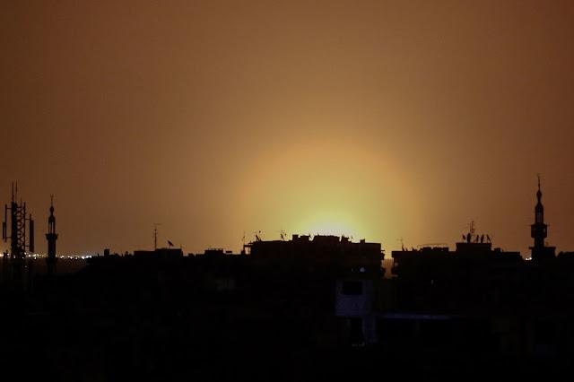 Inteligência israelense justifica ataque aéreo contra aeroporto de Damasco