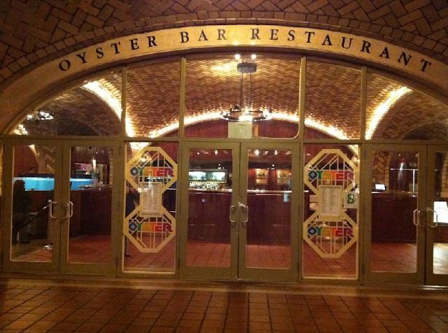O que comer no restaurante Oyster Bar em Nova York
