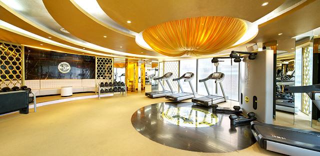 Phòng tập Gym dự án 243A Đê La Thành
