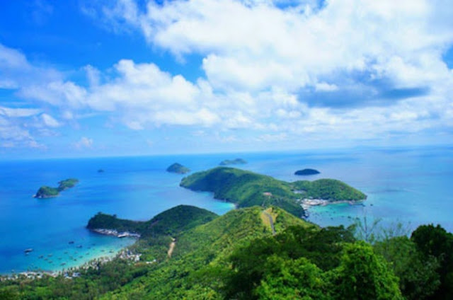 Đến Kiên Giang mùa hè, thiên đường của những hòn đảo đẹp như tranh vẽ