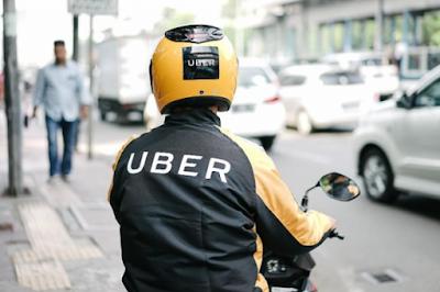 Cara Cepat Mendapatkan Penumpang Uber Motor | Tips Uber Motor