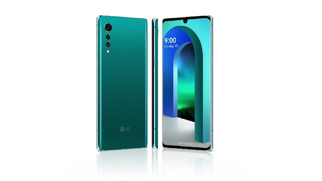 تحميل خلفيات هاتف LG Velvet الرسمية بجودة عالية [FHD+]