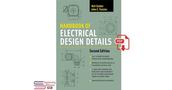 Handbook of Electrical Design Details 2nd Edition pdf download
