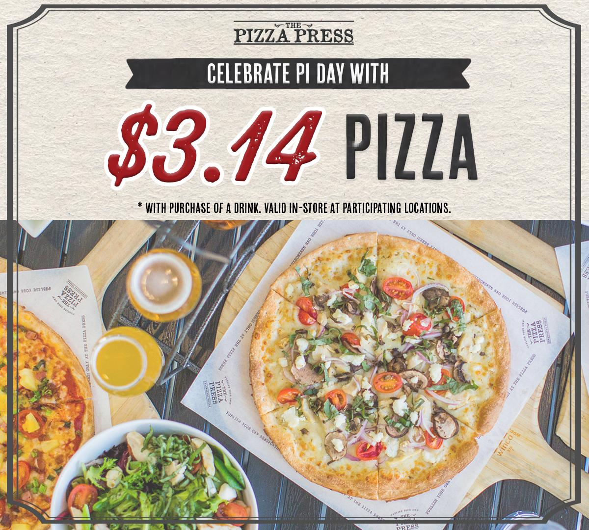 Deals This Is What You Should Be Eating This March 14 A K A Pi Day Eat With Hop