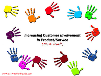 Customer Involvement in product service