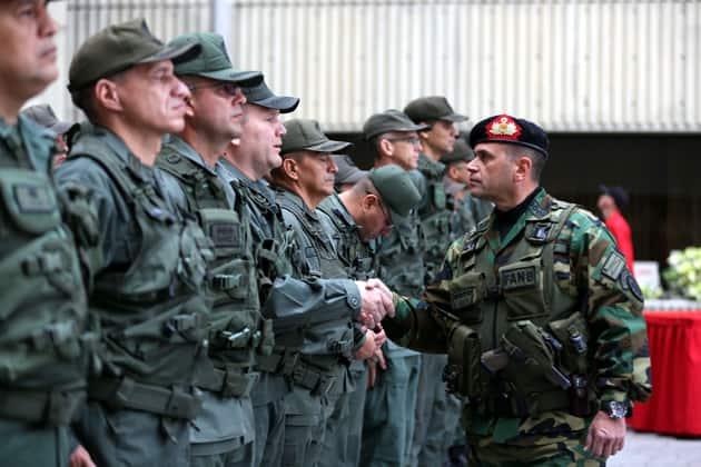 CEOFANB derribó tres avionetas del narcotráfico  colombiana