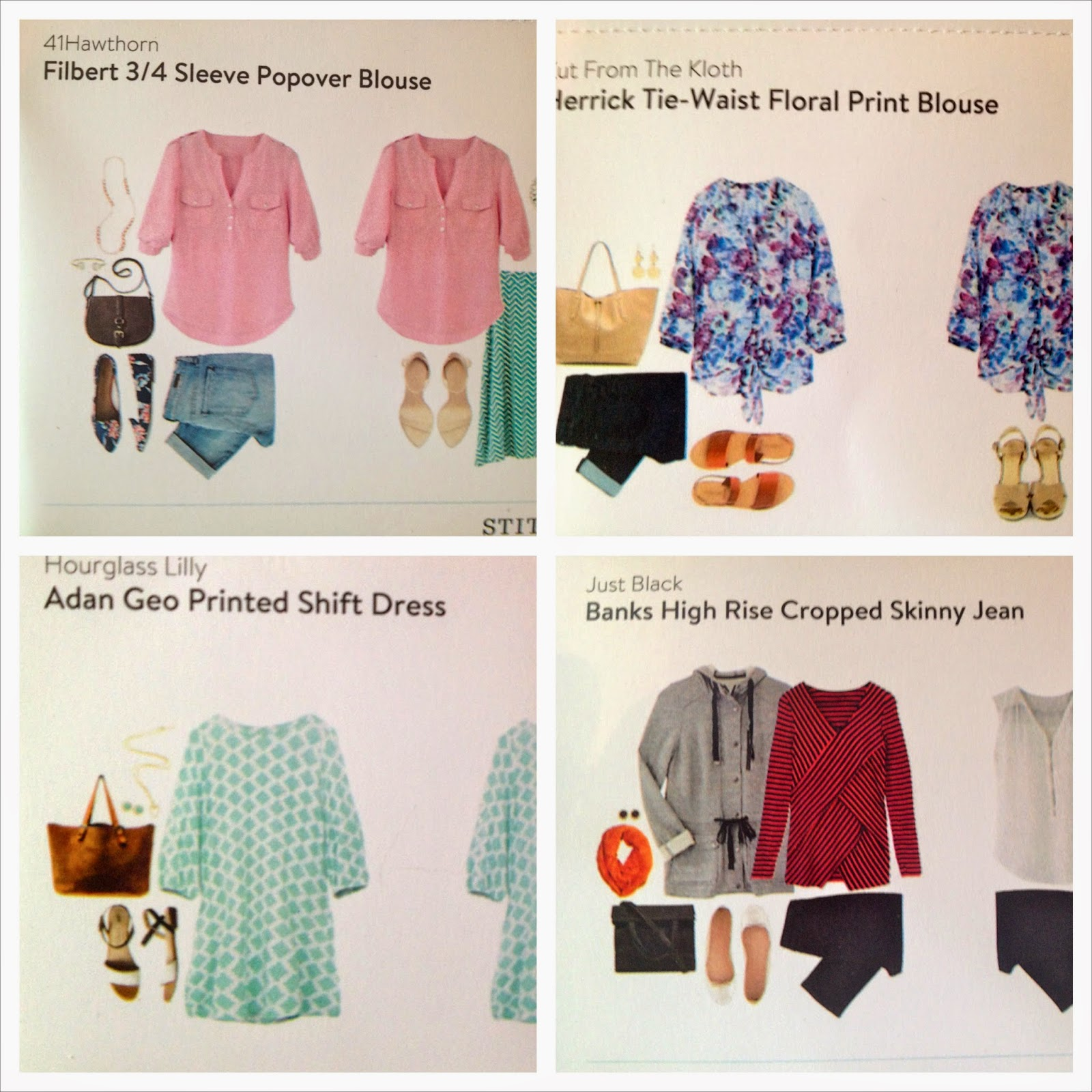 Review of My Second Stitch Fix Experience