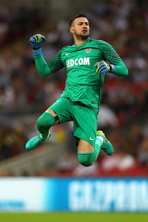 Seconda Maglia AS Monaco Moussa SYLLA