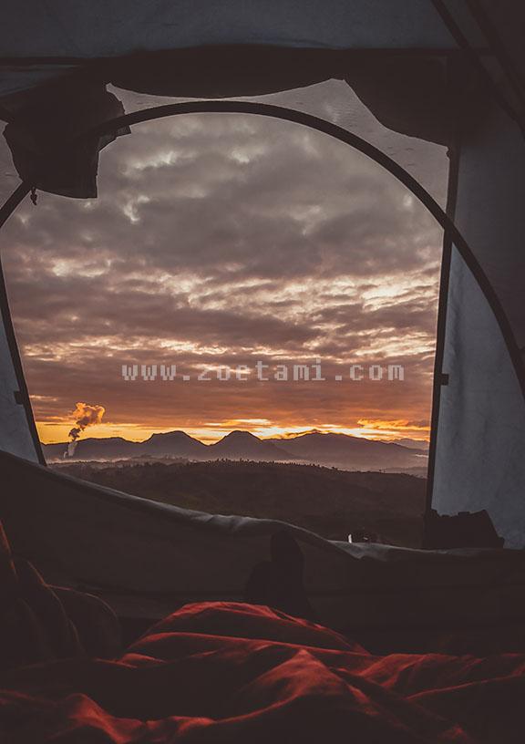 Sunrise Point Cukul, Spot Foto Keren Di Bandung