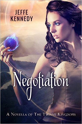 Negotiation (Twelve Kingdoms Novella)