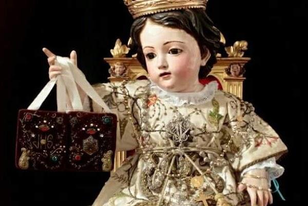 El Carmen recupera la procesión de su Niño Jesús en Jerez