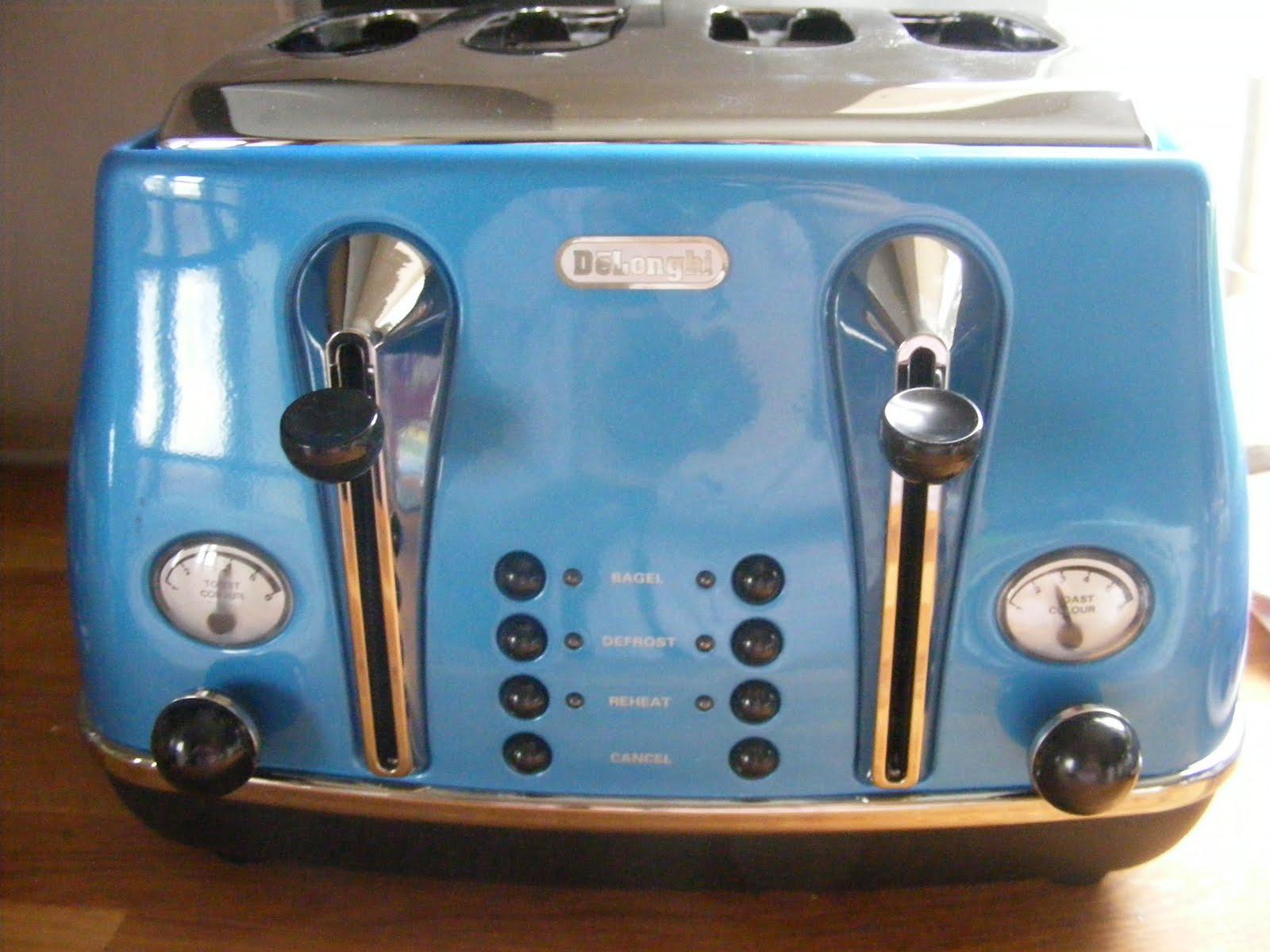 De Longhi Icona toaster review Preston Precious
