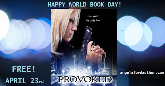 Happy World Book Day! PROVOKED is FREE!