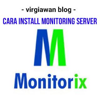 install dan konfigurasi monitoring server dengan monitorix
