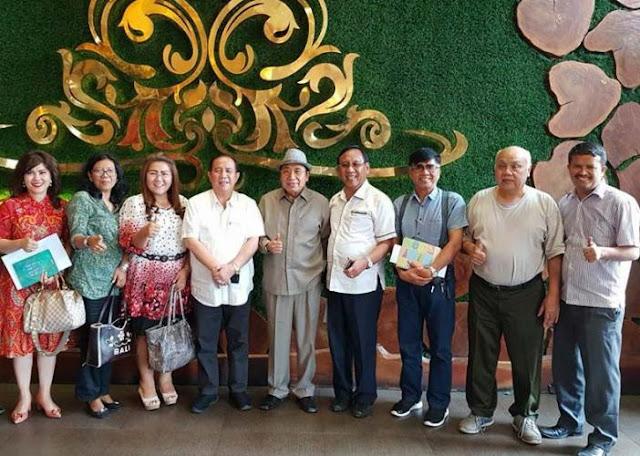 Dua Paslon Gubsu-Cawagubsu akan Debat Visi Misi di Bagas Godang GBI Rumah Persembahan Medan