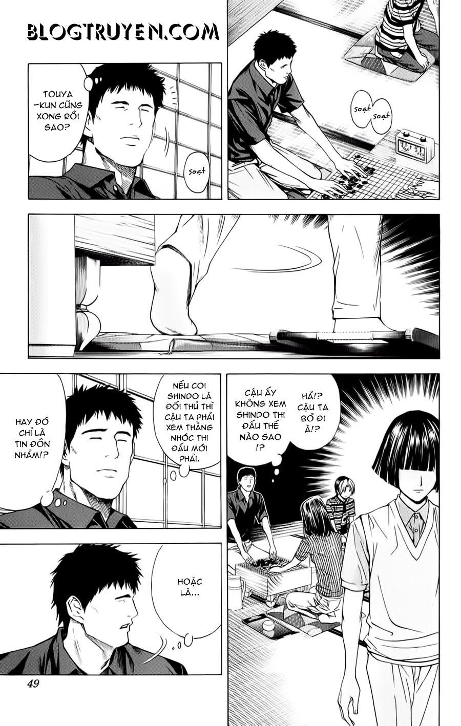Hikaru No Go hikaru no go chap 141 trang 22