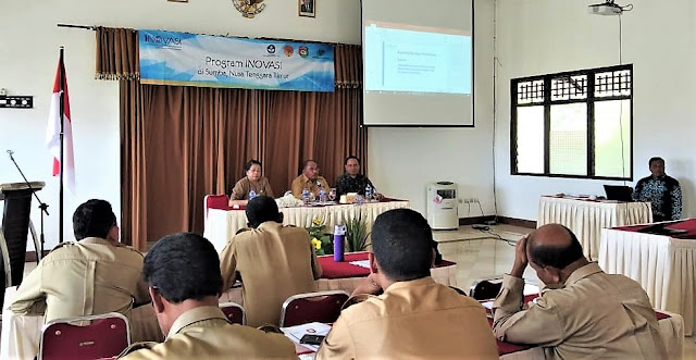 Alokasi Dana Pendidikan Per-Siswa di Sumba Barat Daya Rp 3.900,- Per Bulan