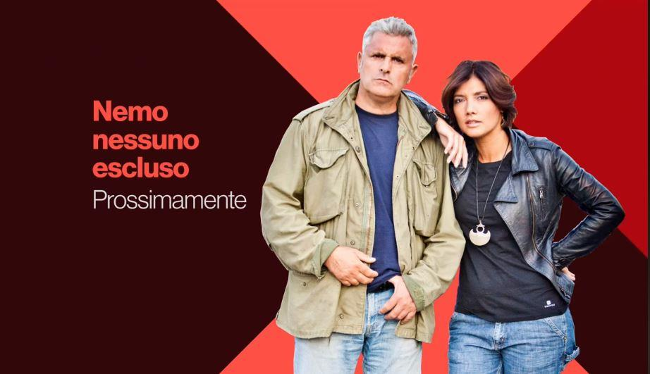 Canzone Rai Pubblicità Nemo - Nessuno Escluso , Spot Maggio 2018