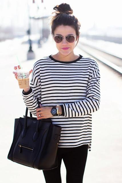 striped-tee-black-jeans