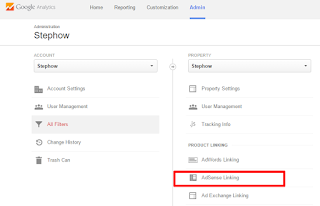 Link Adsense With Google Analytics - 3