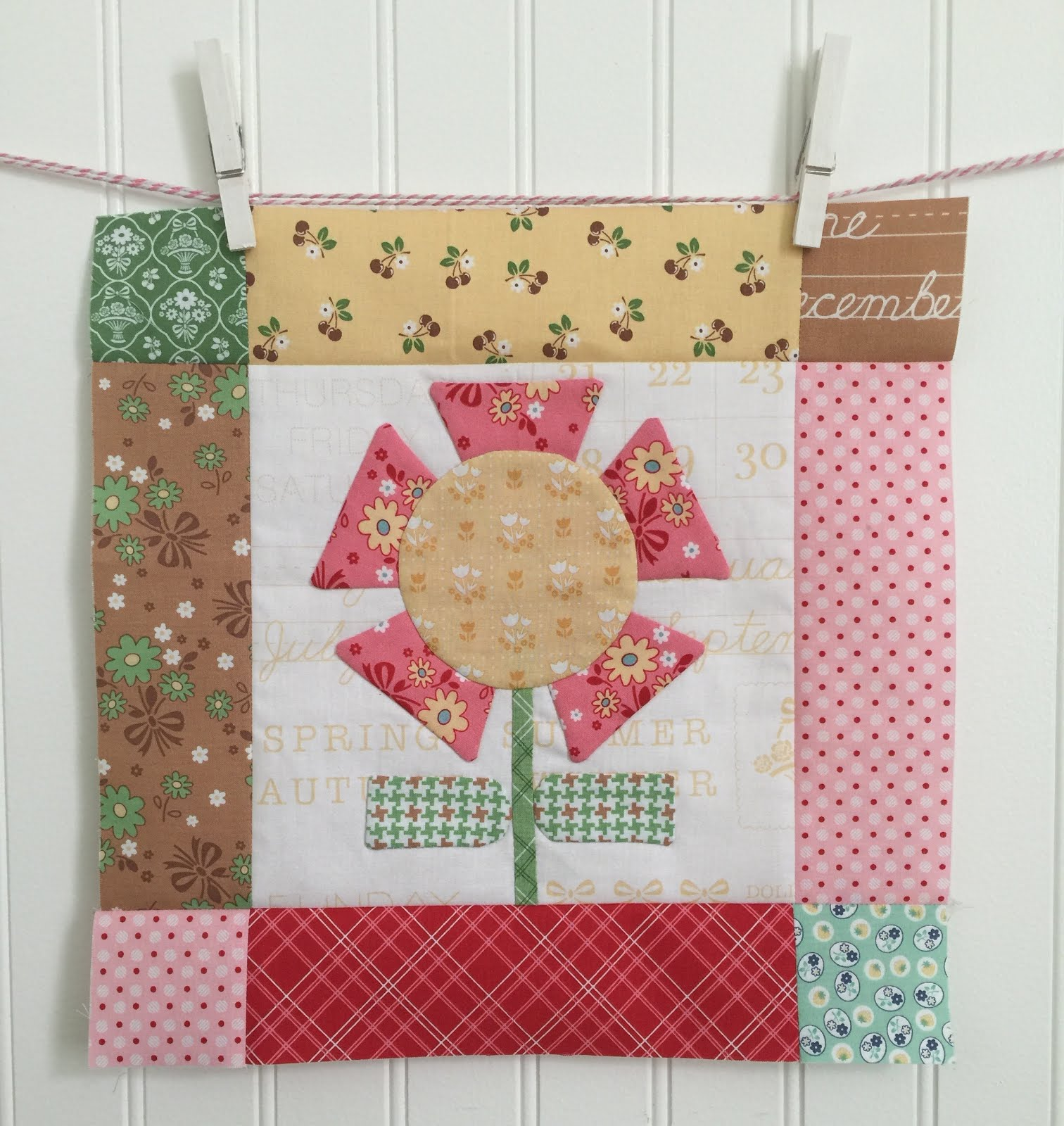 BLOOM Sew Along! 1
