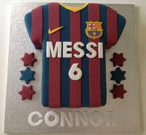 foto kue ulang tahun barcelona